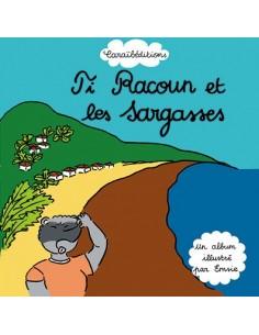 Ti Racoun et les sargasses